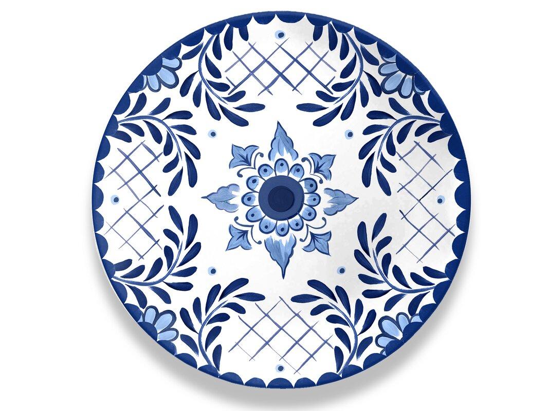 Eldert Melamine Dinner Plate  sc 1 st  Joss u0026 Main & Eldert Melamine Dinner Plate u0026 Reviews | Joss u0026 Main