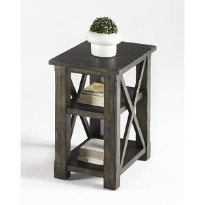 Altona Chairside Table by Loon Peak