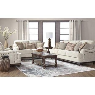 Hovis Configurable Living Room Set by Alcott Hill®