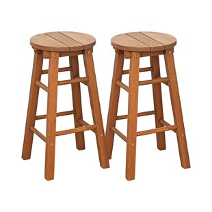 Awe Inspiring Arianna 61Cm Bar Stool Set Of 2 Bralicious Painted Fabric Chair Ideas Braliciousco