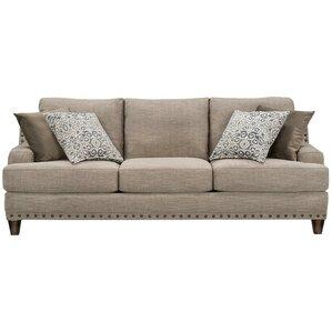 Affordable Price Three Posts Burke Sofa