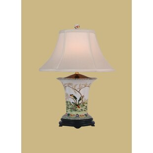 Porcelain table lamps youll love wayfair 21 table lamp mozeypictures Gallery