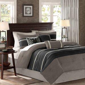 adelina 7 piece comforter set