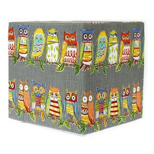 Buie Decorative Cube Ottoman