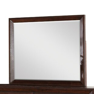 Loon Peak Lancaster Rectangular Dresser Mirror