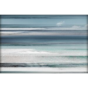 'Himara' by Parvez Taj Painting Print on Wrapped Canvas