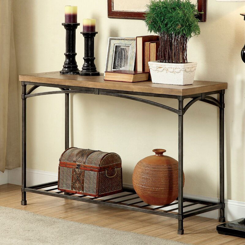 Barker Console Table