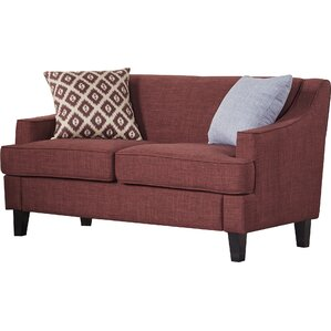 Look for Three Posts Rhinebeck Loveseat