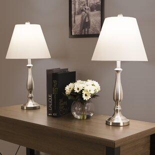 Great Price 25.5 Table Lamp (Set of 2) By Lavish Home