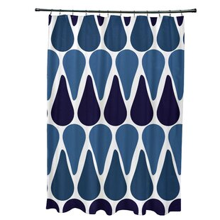 Compare prices Golden Gate Contemporary Shower Curtain ByBeachcrest Home
