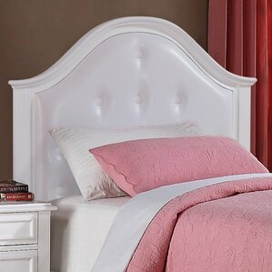 Consuelo Upholstered Panel Headboard by Harriet Bee