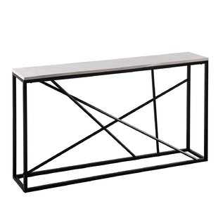 Charming Reaves Skinny Console Table