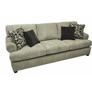 Fitzroy Platinum Sofa