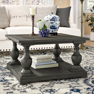 Reviews Travis Coffee Table ByDarby Home Co