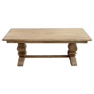 Compare & Buy Pannell Balustrade Dining Table By One Allium Way