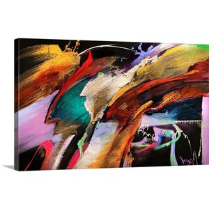 Fluid Velocity by Jonas Gerard Graphic Art on Canvas by Great Big Canvas