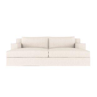 Letendre Vintage Leather Sleeper Sofa