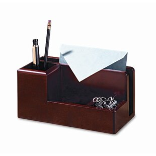 Review Wood Tones Desk Organizer by Rolodex Corporation