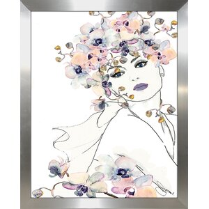 'In Bloom 2' Graphic Art Print by Picture Perfect International