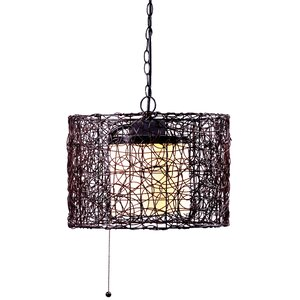 Chianna 1-Light Outdoor Pendant