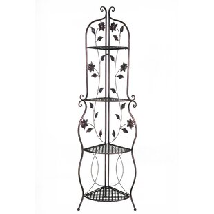 Essexville Lotus Steel Baker's Rack Price & Reviews