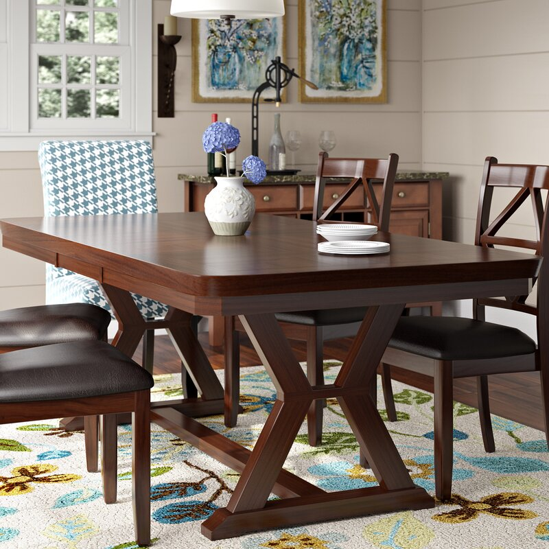 Beaver Creek Extendable Dining Table