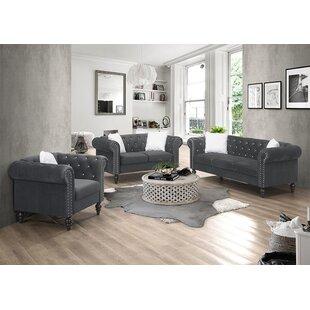 Rabon 2 Piece Living Room Set by House of Hampton®