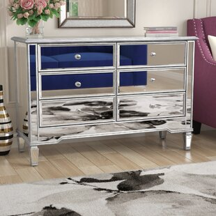 Orpha 6 Drawer Double Dresser By Rosdorf Park