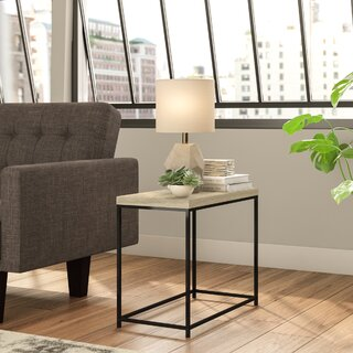 Alcide End Table by Williston Forge SKU:DB837158 Order