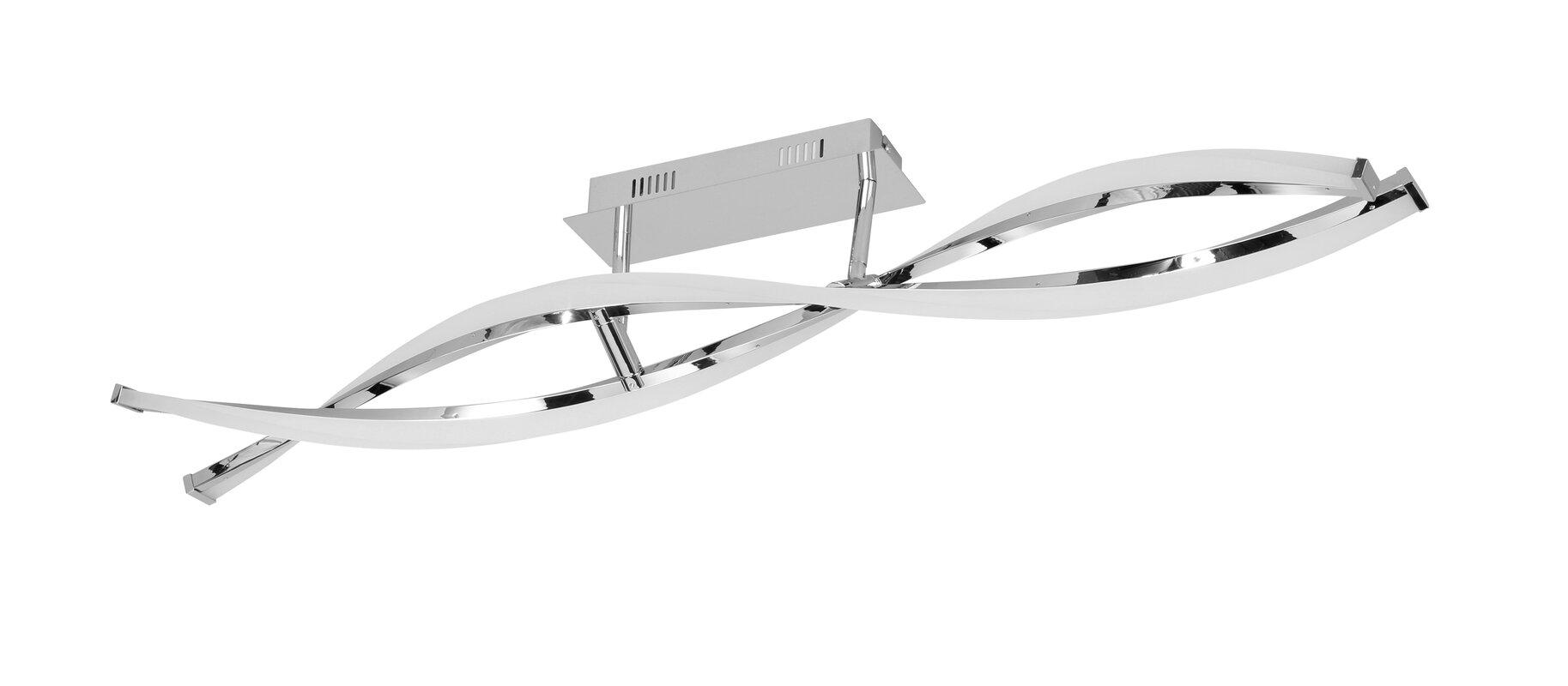 wofi deckenleuchte 2 flammig idana bewertungen. Black Bedroom Furniture Sets. Home Design Ideas