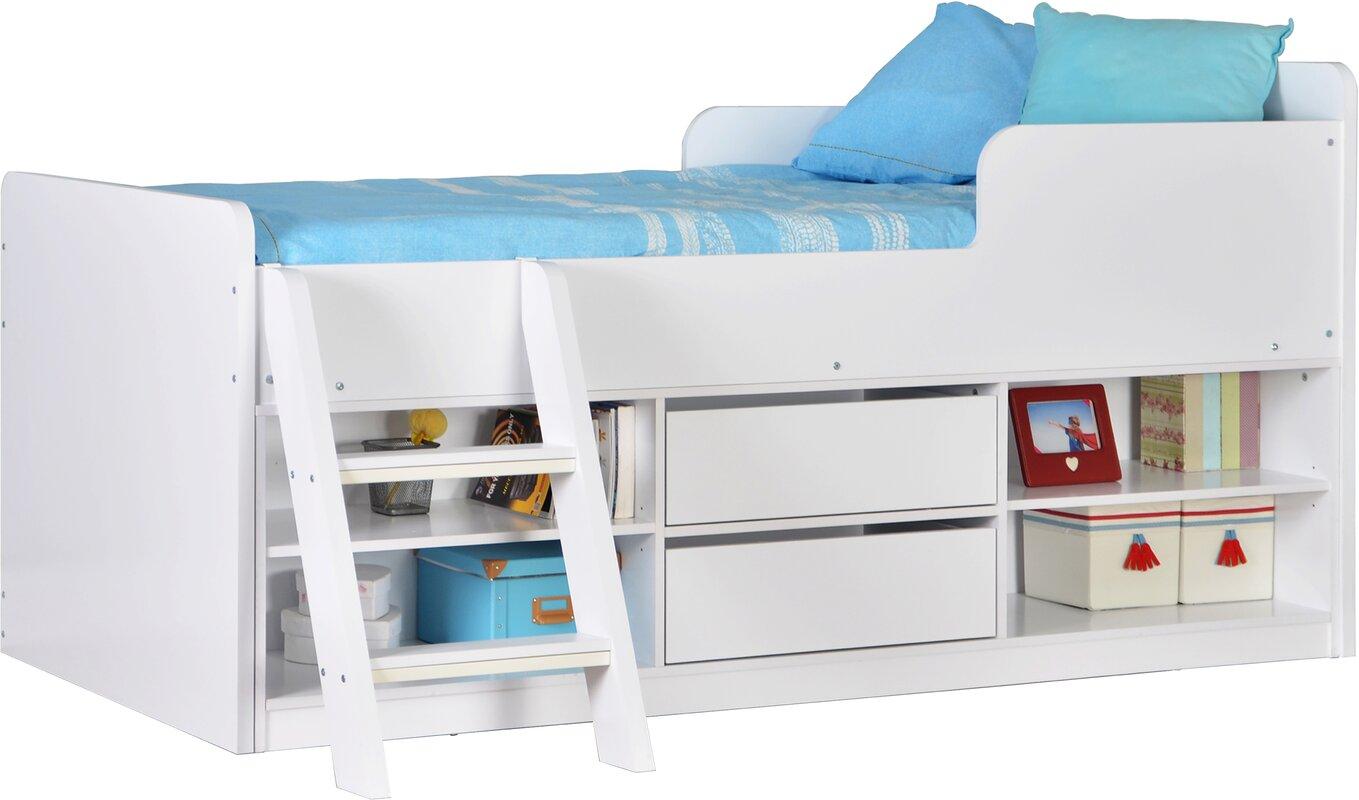 Mid Bunk Bed Best Home Design 2018