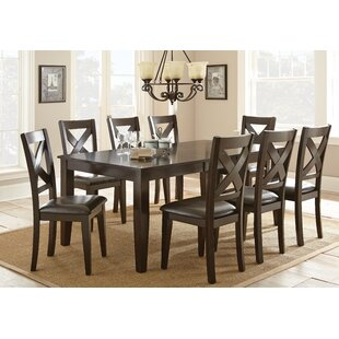 Read Reviews York Extendable Solid Wood Dining Table By Alcott Hill