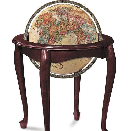 D/écoratif Globe Terrestre Du Monde Oc/éanique Grande Table De Bureau Dcor G/éographie Rotation