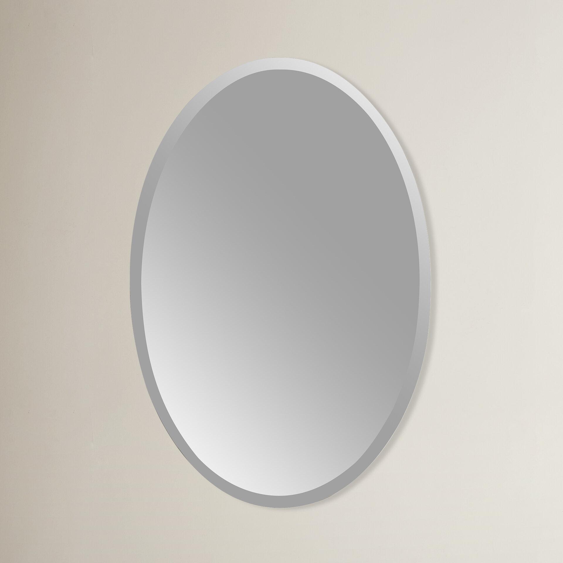 Wade Logan Kayden Bathroom Mirror & Reviews | Wayfair