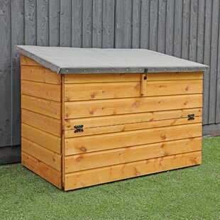 Charmant 4 Ft. W X 2 Ft. D Shiplap Pent Wooden Tool Shed. By Mercia Garden Products