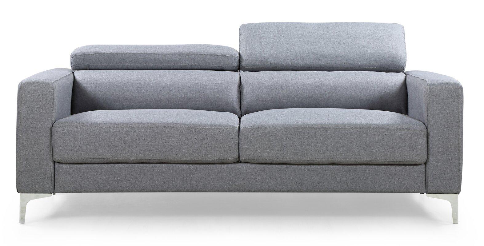 George Oliver Dennis Modern Sofa Amp Reviews Wayfair Ca