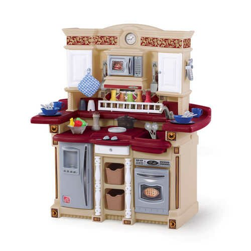 Step Party Time Kitchen Play Set