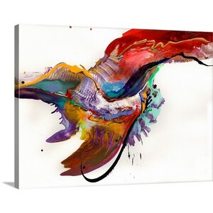 Impulse II by Jonas Gerard Graphic Art on Canvas by Great Big Canvas