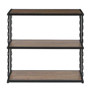 Millikan 3-Tier Shelf Etagere Bookcase ByWilliston Forge