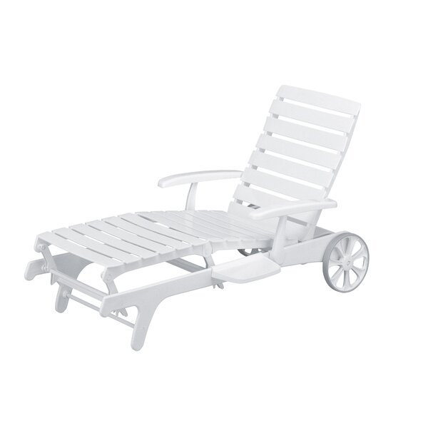 Kettler tiffany 36 position chaise lounge reviews for Adams 5 position chaise lounge white