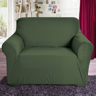 Box Cushion Armchair Slipcover