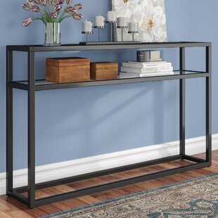 factory authentic 6497e ebf92 Narrow Console Tables You'll Love | Wayfair