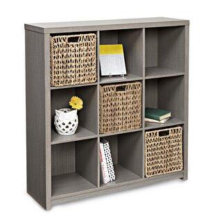 Premium Cube Unit Bookcase Honey Can Do