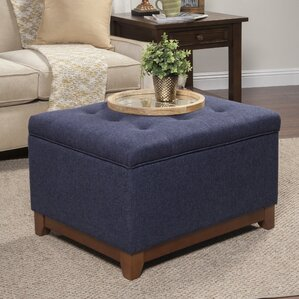Nunnally Upholstered Storage Cocktail Ottoman Part 45