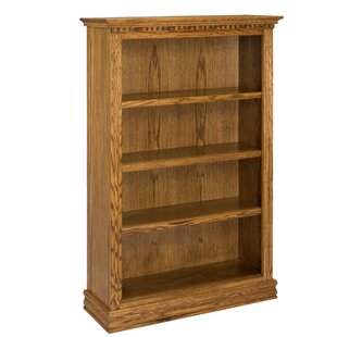 Britania Standard Bookcase by A&E Wood Designs Modern