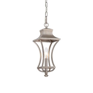 Ricco 1-Light Foyer Pendant by Eurofase