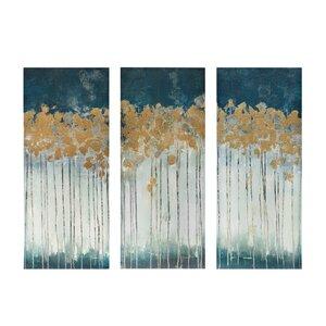 Abstract Wall Art Gorgeous Modern Abstract Wall Art  Allmodern Design Inspiration