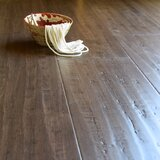 """Bamboo 5/9"""" Thick x 7.37"""" Wide x 48"""" Length Engineered Flooring"""