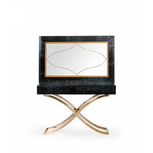 Janine Console Table and Mirror Set by Willa Arlo Interiors