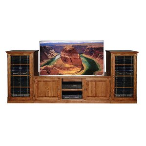 Audio Tower Cabinet